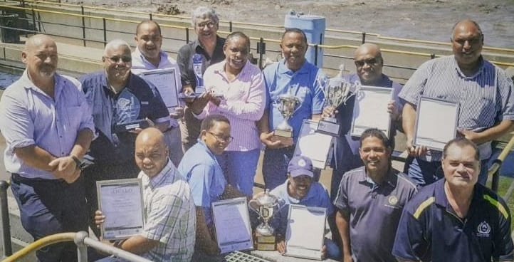 Western Cape Process Controllers Awards 2017