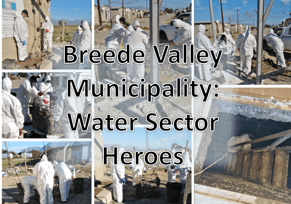 Water Sector Heroes: Breede Valley Municipality