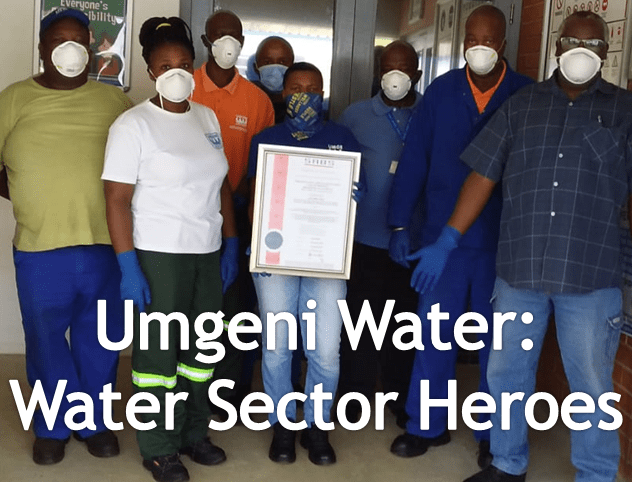 Water Sector Heroes: Umgeni Water