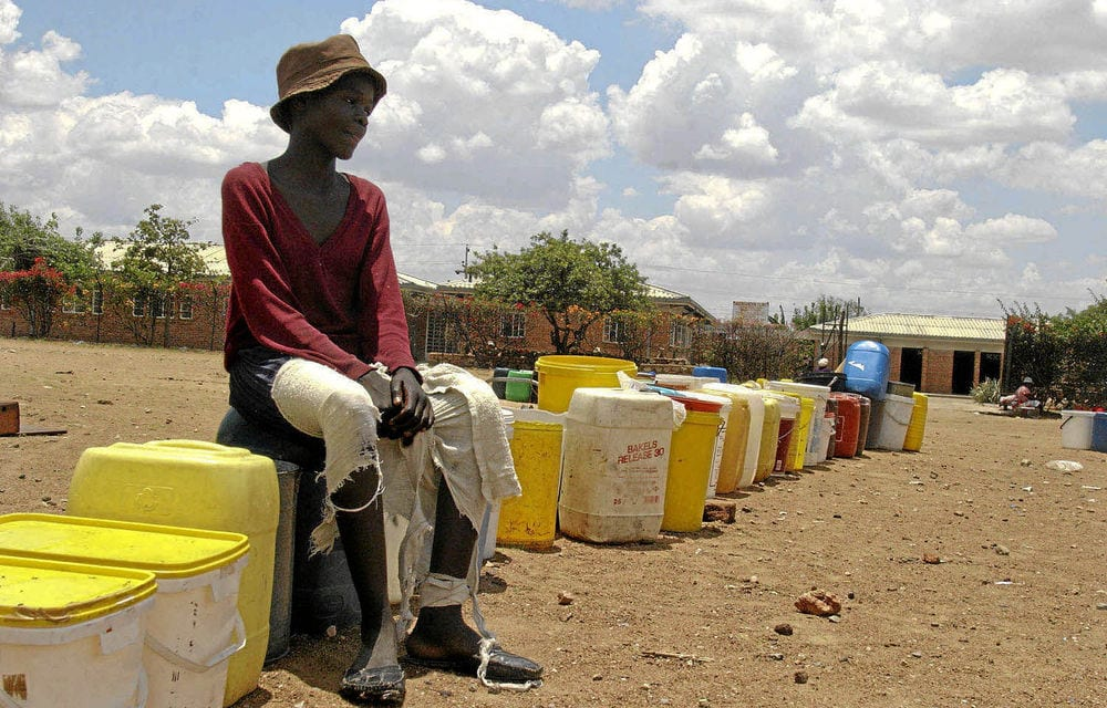 Covid-19 and the provision of water and sanitation services to informal settlements