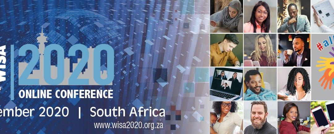 WISA2020 is going 100% virtual and experts are ready to answer urgent questions about water sustainability in southern Africa