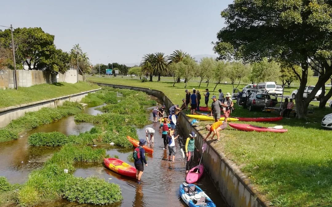 WISA Western Cape Branch supports the Cape Peninsula Paddle