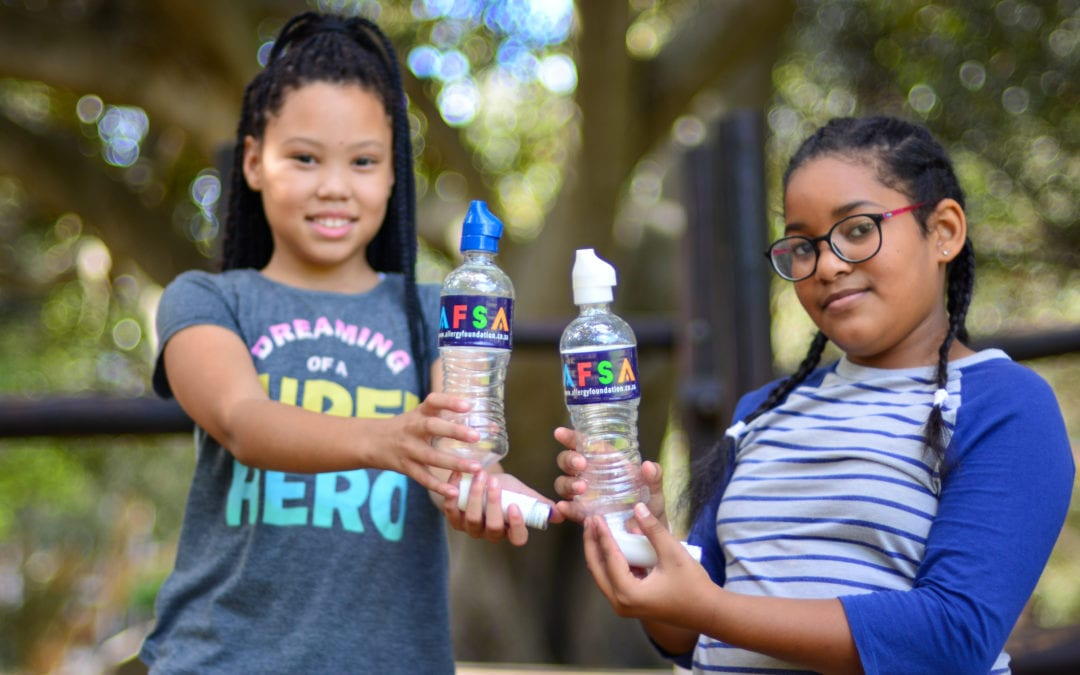 Generous donation makes breathing easier for South African asthma patients